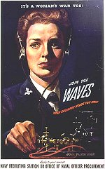 NAVY Poster - calling for Women CW ops