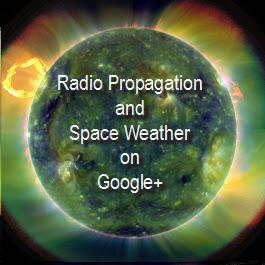 Radio Propagation and Space Weather Google+ Community