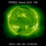 STEREO Ahead Image