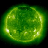 SOHO EIT 195 Image